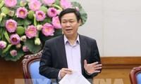 Vice primer ministro trabaja con Auditoría Estatal
