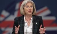 Primera ministra Theresa May anuncia plan de 12 puntos para el Brexit