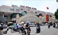 Mercado de Dong Xuan, en la promoción de la cultura de la capital vietnamita