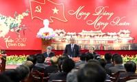 Premier vietnamita visita Thua Thien Hue en ocasión del Tet