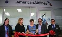 American Airlines abre su primera oficina en Cuba