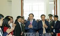 Presidente vietnamita pide mayor empeño de Quang Ninh en atracción de inversiones