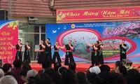Resaltan valores culturales de comunidades étnicas de Vietnam en festividades primaverales