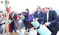 Presidente del Frente de la Patria exhorta a intensificar el movimiento de  protección forestal