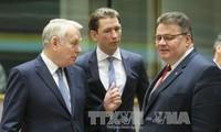 Consejo de Asuntos Exteriores de Unión Europea discute temas regionales