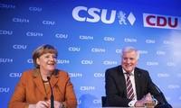 Merkel, candidata de los conservadores alemanes para elecciones
