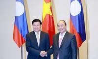 Vietnam-Laos determinados a elevar el grado de relaciones bilaterales