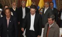 Gobierno de Colombia y ELN inician diálogos de paz