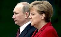 Líderes de Rusia y Alemania acuerdan realizar reuniones según formato del Cuarteto de Normandía