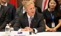 Nueva Zelanda considera demasiado pronto para renunciar al TPP