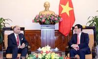 India considera al fortalecimiento de relaciones con Vietnam