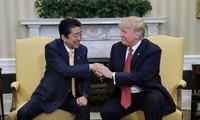 Washington y Tokio acuerdan promover cooperación comercial bilateral