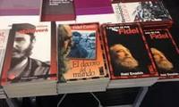 Sesiona coloquio-homenaje a Fidel en Feria Internacional del Libro de La Habana