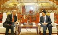 Hanoi aspira estrechar cooperación con ciudades francófonas