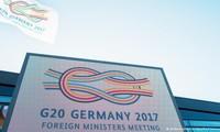 G20 confirma el papel de dar forma al mundo conectado