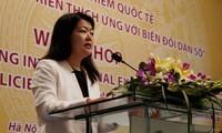 Honran a funcionaria de ONU por sus contribuciones en Vietnam