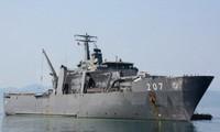 Nave de Singapur inicia visita de cinco días a Vietnam