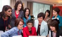 Empresaria vietnamita entre jóvenes con destacados aportes de Australia y Sudeste Asiático
