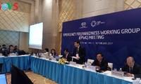 Inician reuniones anexas de la primera Conferencia de los altos funcionarios de APEC