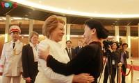 Vietnam y Rusia por aumentar coordinación legislativa en supervisión de acuerdos de cooperación