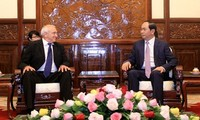 Vietnam e Israel impulsan cooperación en alta tecnología