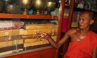 Reliquia jemer en Vietnam declarada Patrimonio Cultural Inmaterial Nacional