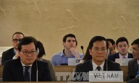 Vietnam continuará aportando iniciativas para garantía y promoción de los derechos humanos
