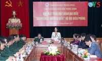 Promueven papel de jóvenes en protección de fronteras vietnamitas