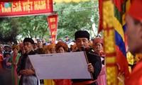 Vietnam se empeña en preservar los valores culturales y patrimoniales en las fiestas tradicionales