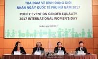 Vietnam apuesta por cumplir los objetivos para la igualdad de género