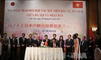 Hanoi llama a más inversiones niponas en materia de comercio y turismo
