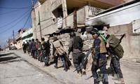 Fuerzas iraquíes recuperan una estación de tren importante en Mosul