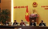Diputados vietnamitas debaten Ley de Transferencia de Tecnología (enmendada)