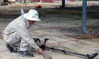 Programa de acción contra minas ayuda a resolver las secuelas de la guerra