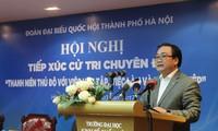 Hanoi ayuda a estudiantes en la puesta en marcha de negocios