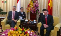 Ciudad Ho Chi Minh ofrecerá condiciones favorables para inversores de Singapur