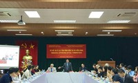 Celebran seminario sobre la actualidad y el futuro de Venezuela en Hanoi