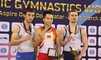 Deportistas vietnamitas ganan medadas de oro en varios torneos deportivos regionales y mundiales