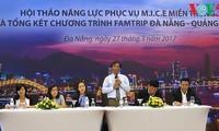 Ciudades centrales de Vietnam se preparan para acontecimientos internacionales