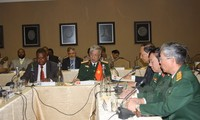 Celebran en Pretoria segundo Diálogo de Defensa Vietnam-Sudáfrica