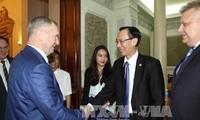 Ciudad Ho Chi Minh dispuesta a ampliar cooperación con Bielorrusia