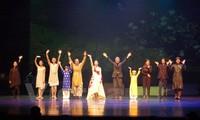 Presentan en Seúl un baile sobre las relaciones entre Vietnam y Surcorea