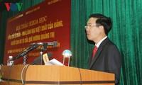 Honran al ex líder partidista Le Duan