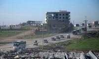 Unión Europea trata de solventar crisis siria