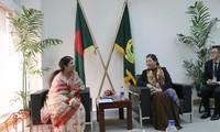 Vietnam aboga por fortalecer relaciones con Bangladesh, Fiji y Georgia