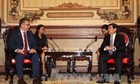 Ciudad Ho Chi Minh y Australia afianzan cooperación en comercio, turismo e inversión