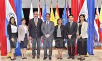 Vietnam y Paraguay promueven intercambio comercial