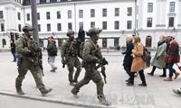 Cuatro muertos tras atentado en Estocolmo