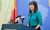 Vietnam se opone a las acciones que violan su soberanía en Mar Oriental