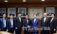 Vietnam y Japón afianzan relaciones de asociación en diferentes sectores